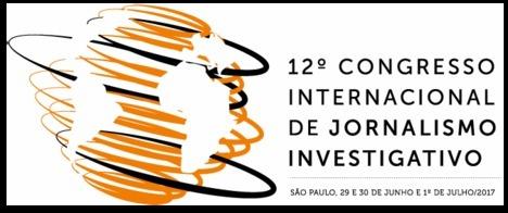 12º Congresso Internacional de Jornalismo Investigativo