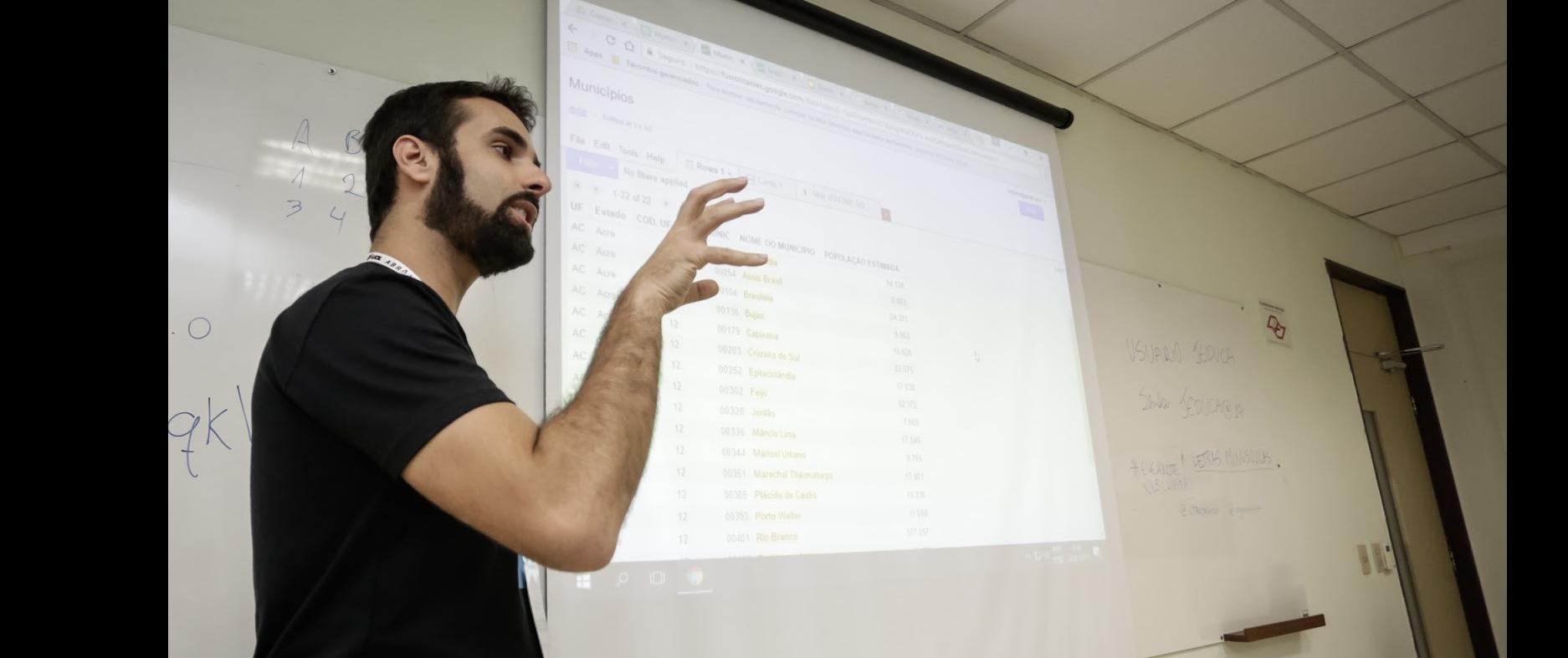 Dicas do NICAR 2018 - Workshops