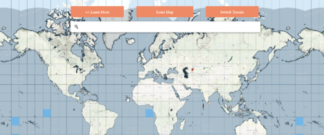 Como rastrear a disponibilidade de água ao redor do mundo