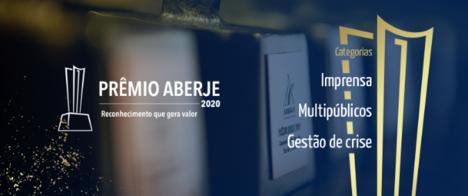 Projeto Comprova vence o Prêmio Aberje 2020