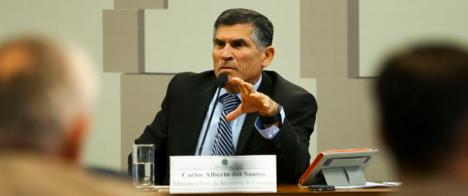 General da reserva Santos Cruz será entrevistado no 14º Congresso da Abraji