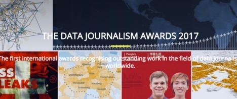 Projeto da Abraji é finalista em maior prêmio mundial de jornalismo de dados