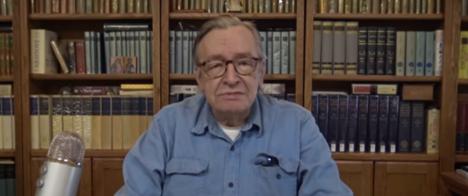Olavo de Carvalho incita seguidores contra jornalista