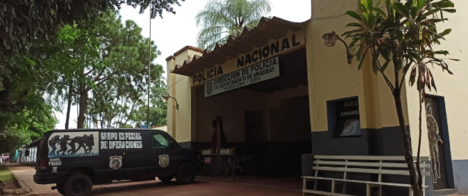 Paraguayan police and Prosecutor's Office arrest ten suspected traffickers and killers and seize vehicle like the one used in the execution of a journalist