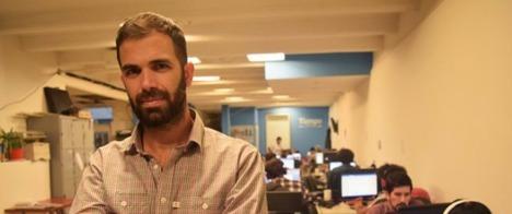 Argentino conta no Congresso da Abraji como funciona a redação gerida pelos próprios jornalistas