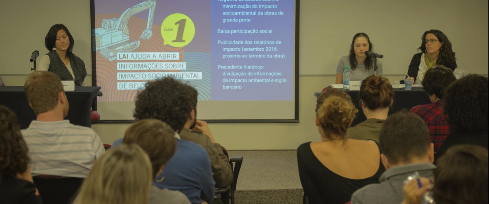 Agentes e organizações da sociedade civil revisam os cinco anos da Lei de Acesso em seminário em São Paulo