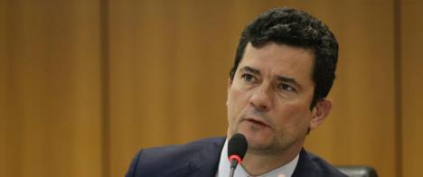 Sergio Moro será entrevistado ao vivo no Congresso da Abraji
