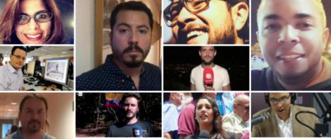 Organizações da rede IFEX-ALC condenam agressões contra a liberdade de expressão na Venezuela