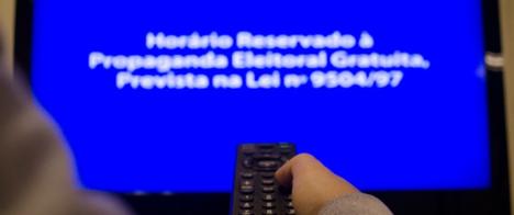 Receita pede revisão de decisão da CGU e prazo para entrega dos dados de renúncia fiscal do horário eleitoral está suspenso
