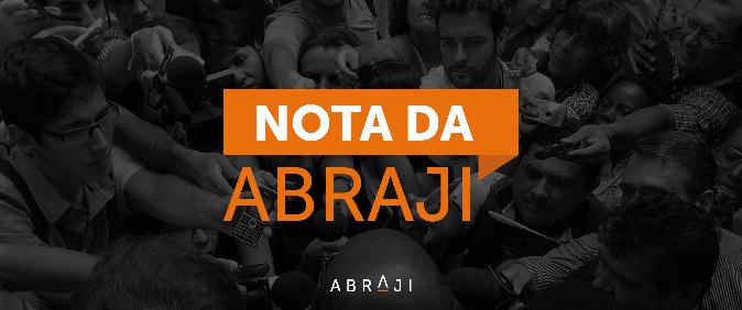 Abraji condena detenção de jornalistas pela Polícia da Bahia