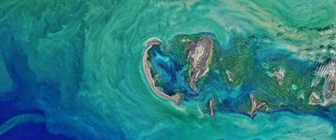 Guia para encontrar e usar imagens de satélite