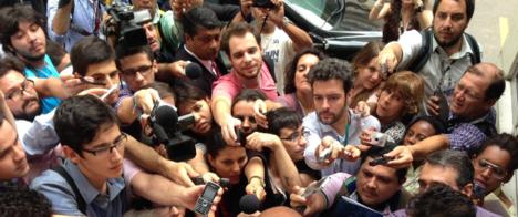 Brasil: Jornalistas enfrentam intimidação durante campanha eleitoral