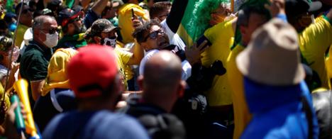Novo relatório indica que alertas à liberdade de imprensa subiram mais de 200% no Brasil