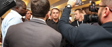 Bolsonaro produziu 60% dos ataques à imprensa registrados pela Fenaj em 2019