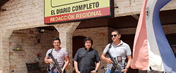 Jornalismo na fronteira: vídeo detalha os riscos e desafios da profissão nos limites do país