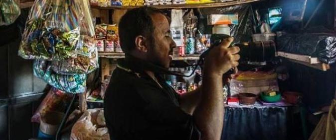 Live da Abraji recebe fotojornalista Mauro Pimentel