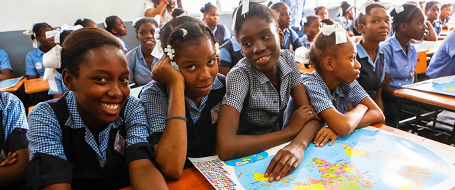 Inscrições abertas para bolsas de reportagens no Haiti