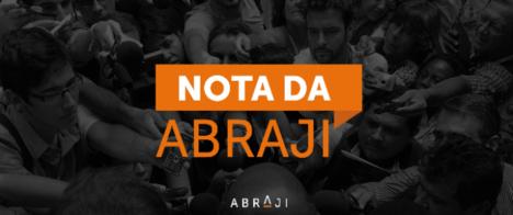 Abraji repudia decisão da Justiça que impede TV Globo de noticiar conteúdo do inquérito que apura assassinato de Marielle