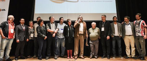 Abraji homenageia os jornalistas Sérgio Gomes e Carlos Wagner