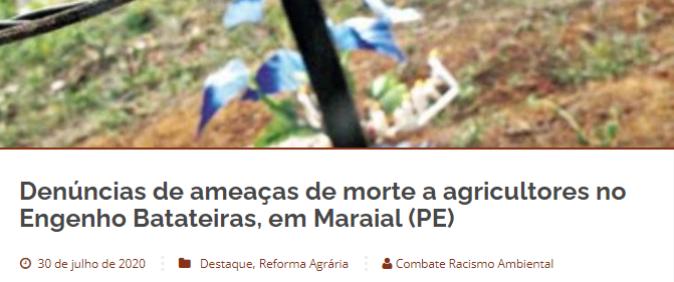 Abraji torna público 2º caso atendido pelo Programa de Proteção Legal para Jornalistas