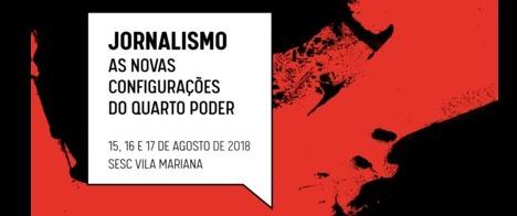 CULT e Sesc SP promovem seminário sobre jornalismo
