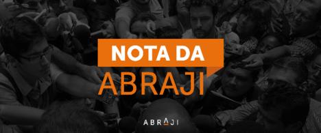 Abraji condena ameaça de Bolsonaro de agressão física a jornalista