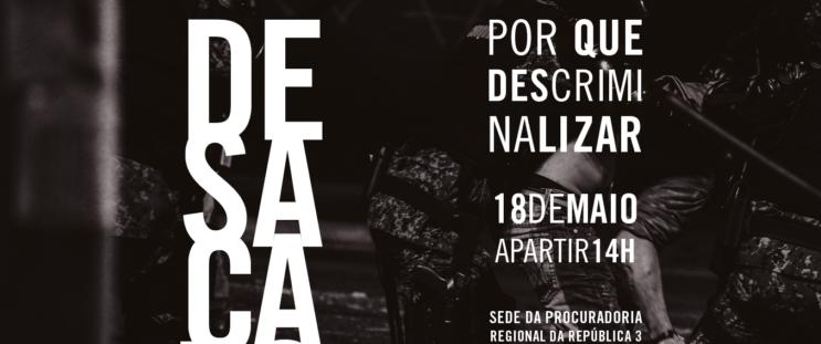 Debate sobre desacato acontece em São Paulo