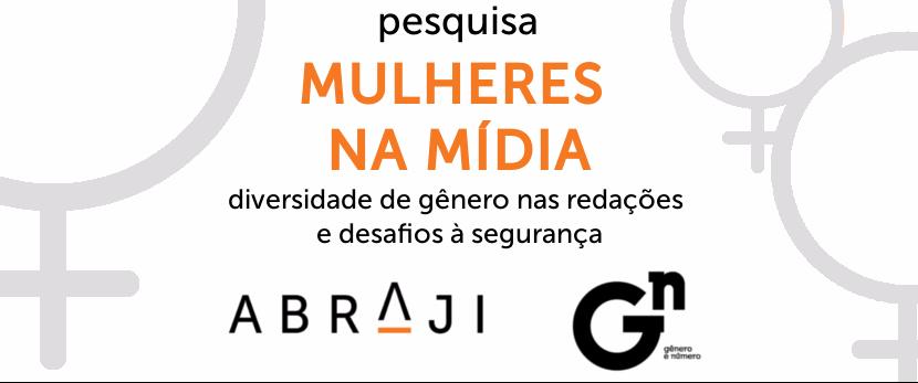 Pesquisa busca mapear o status das mulheres na mídia brasileira