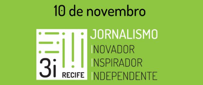 Festival 3i vai ao Recife para debater inovação e o cenário pós-eleitoral