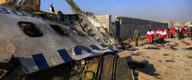 Veja como o jornalismo utilizou técnicas forenses no recente desastre aéreo do Irã