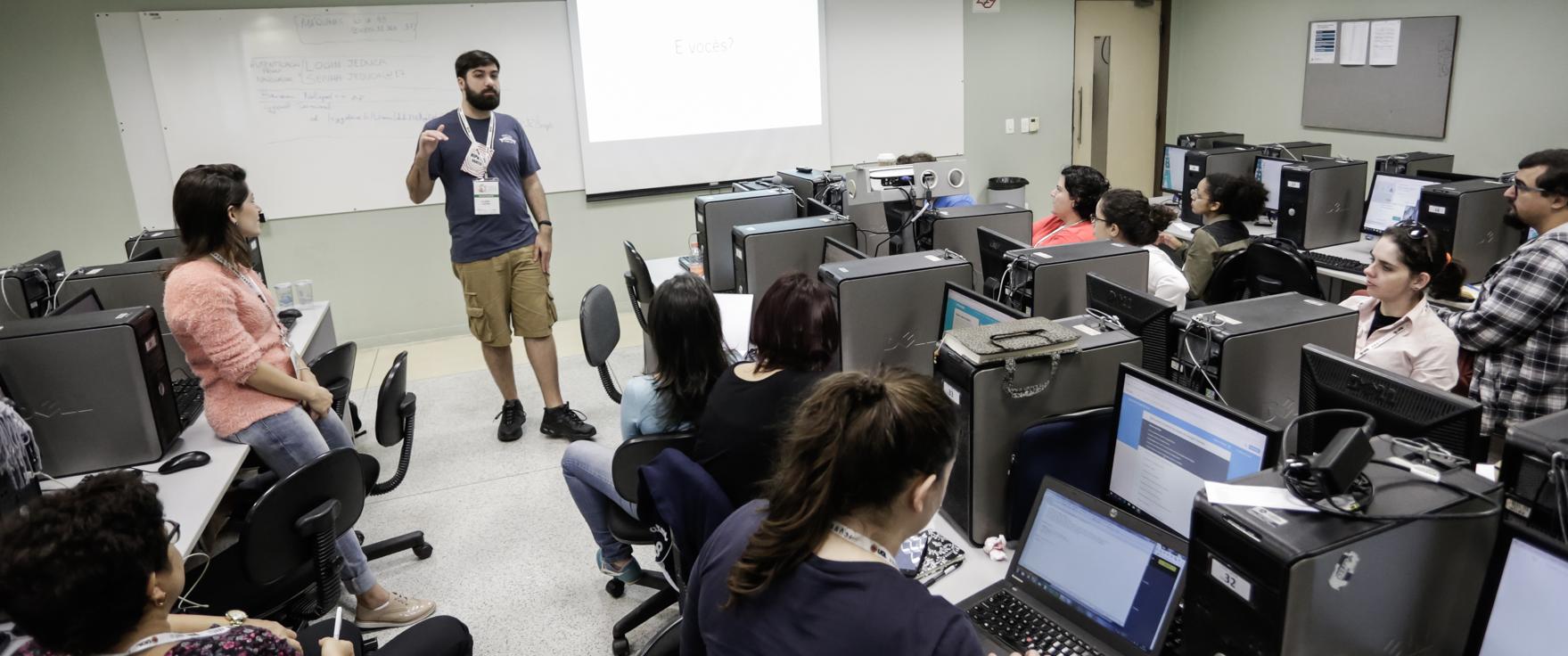 Do básico ao intermediário, 13º Congresso oferece formação em jornalismo de dados