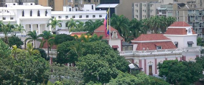 Comunicado conjunto sobre detenção de jornalistas da Univision no Palácio de Miraflores