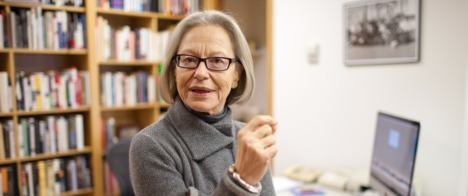 Dorrit Harazim é vencedora do Reconhecimento à Excelência do Prêmio Gabriel García Márquez de Jornalismo