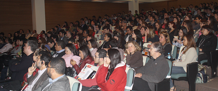 Contas Abertas realiza curso em Congresso Internacional de Jornalismo Investigativo