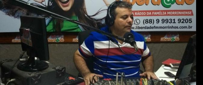 Radialista do Ceará volta a receber ameaças de morte