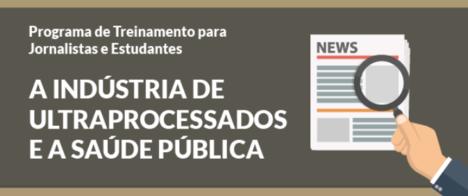 Inscrições abertas para 3ª edição do treinamento de jornalismo investigativo na área de alimentação