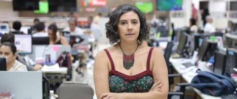 Ciara Carvalho participa de live da Abraji sobre jornalismo e pandemia na próxima terça (19)