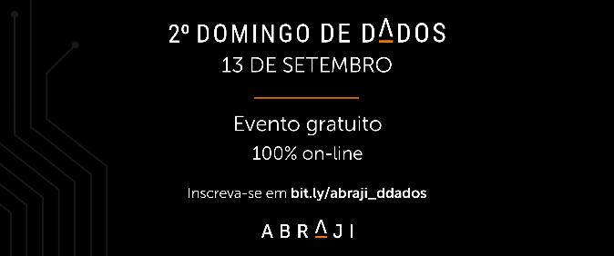 Abraji abre inscrições para 2º Domingo de Dados