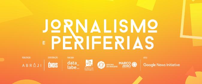 Inscrições abertas para oficinas Jornalismo e Periferias em 4 capitais