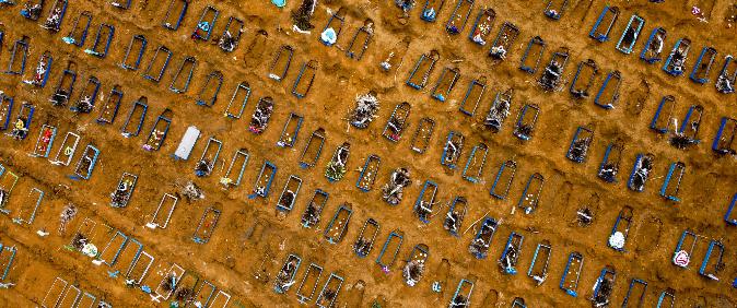 Jornalistas revelam desafios de produzir imagens na pandemia