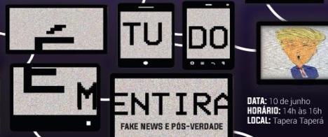 Debate sobre notícias falsas é organizado por mídia da ECA-USP