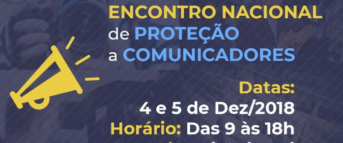 São Paulo recebe encontro nacional sobre violência a comunicadores