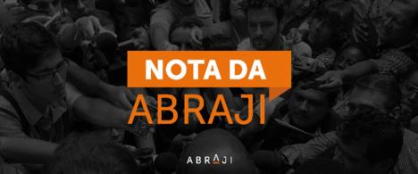 Abraji repudia la acción violenta de la policía militar de Río y exige que se respete el trabajo de los periodistas