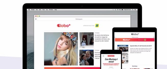 Globo lança aplicativo que reúne reportagens de marcas online e impressas do grupo