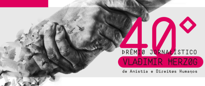 Prêmio Vladimir Herzog divulga lista de vencedores da 40ª edição