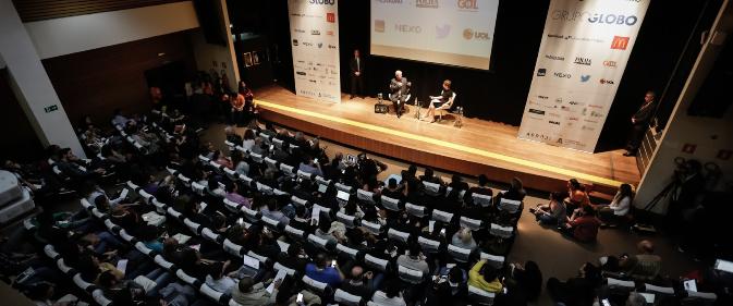 Abraji confirma três convidados internacionais para o 15º Congresso