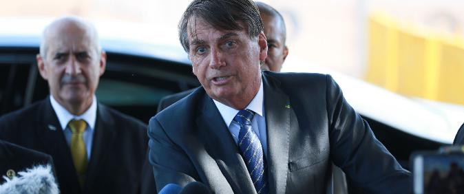 Ataques de Bolsonaro deterioram liberdade de imprensa no país, segundo RSF