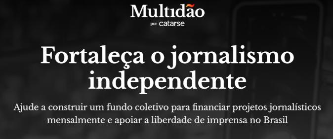 Catarse cria fundo coletivo para financiar projetos jornalísticos