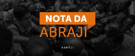 """Abraji repudia defesa de """"novo AI-5"""" por Eduardo Bolsonaro"""