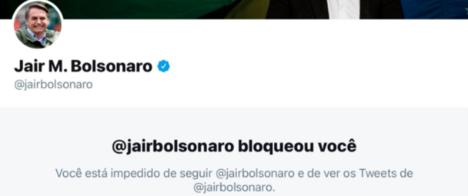 Abraji registra 100 jornalistas bloqueados por autoridades no Twitter